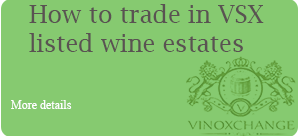 How to trade wine estates